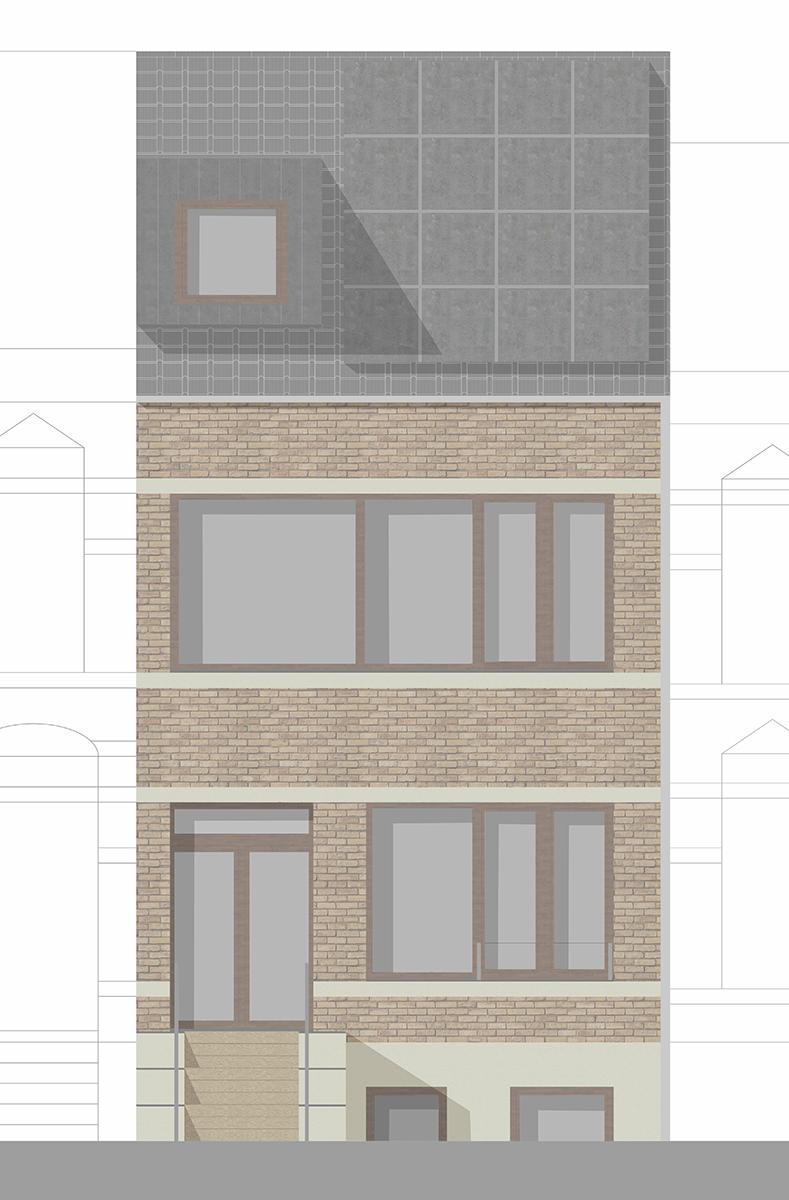 Ein neues Bremer Haus – Haus Nummer 11a plus