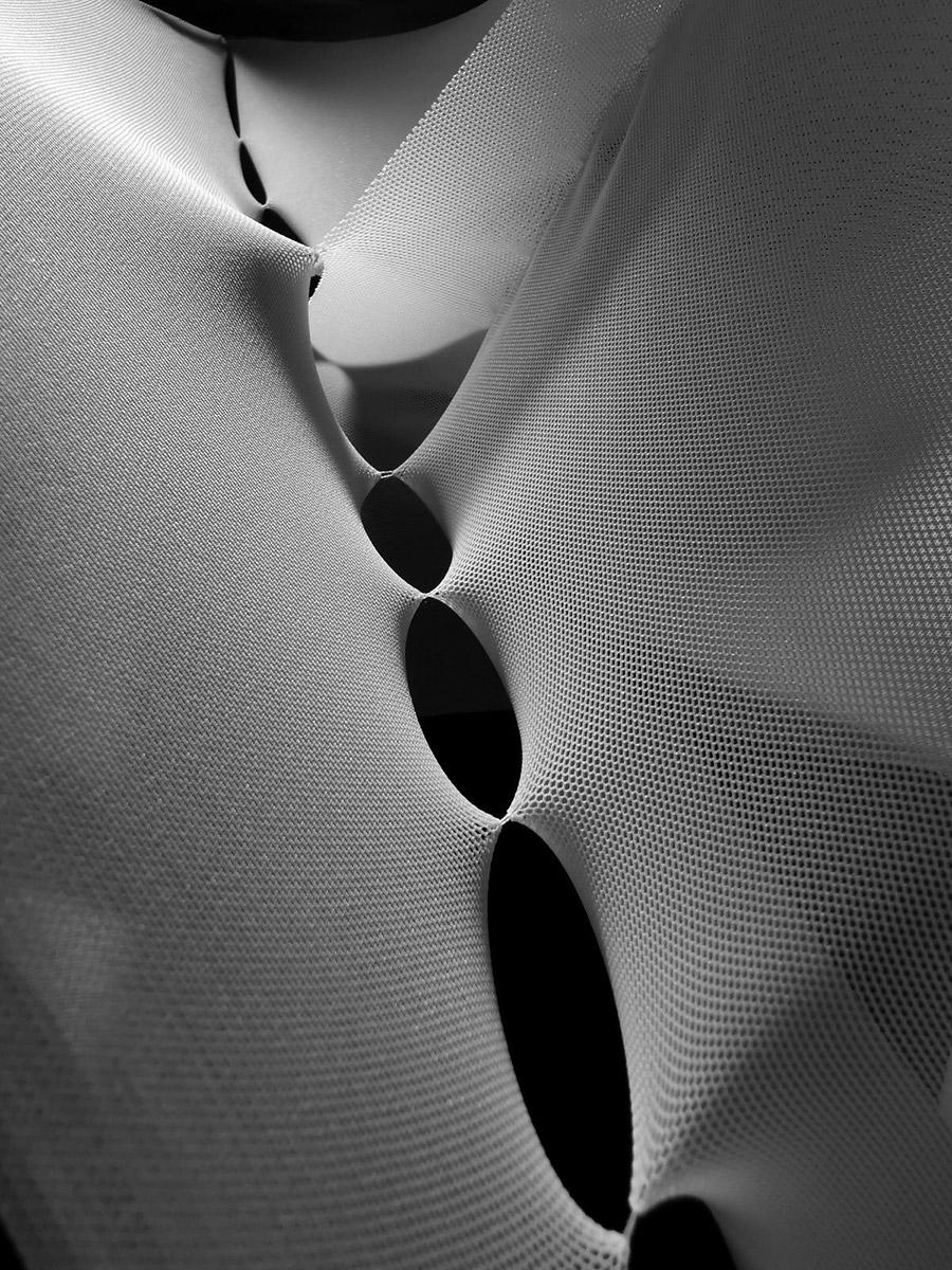 Textile Membranen – Flugpavillon