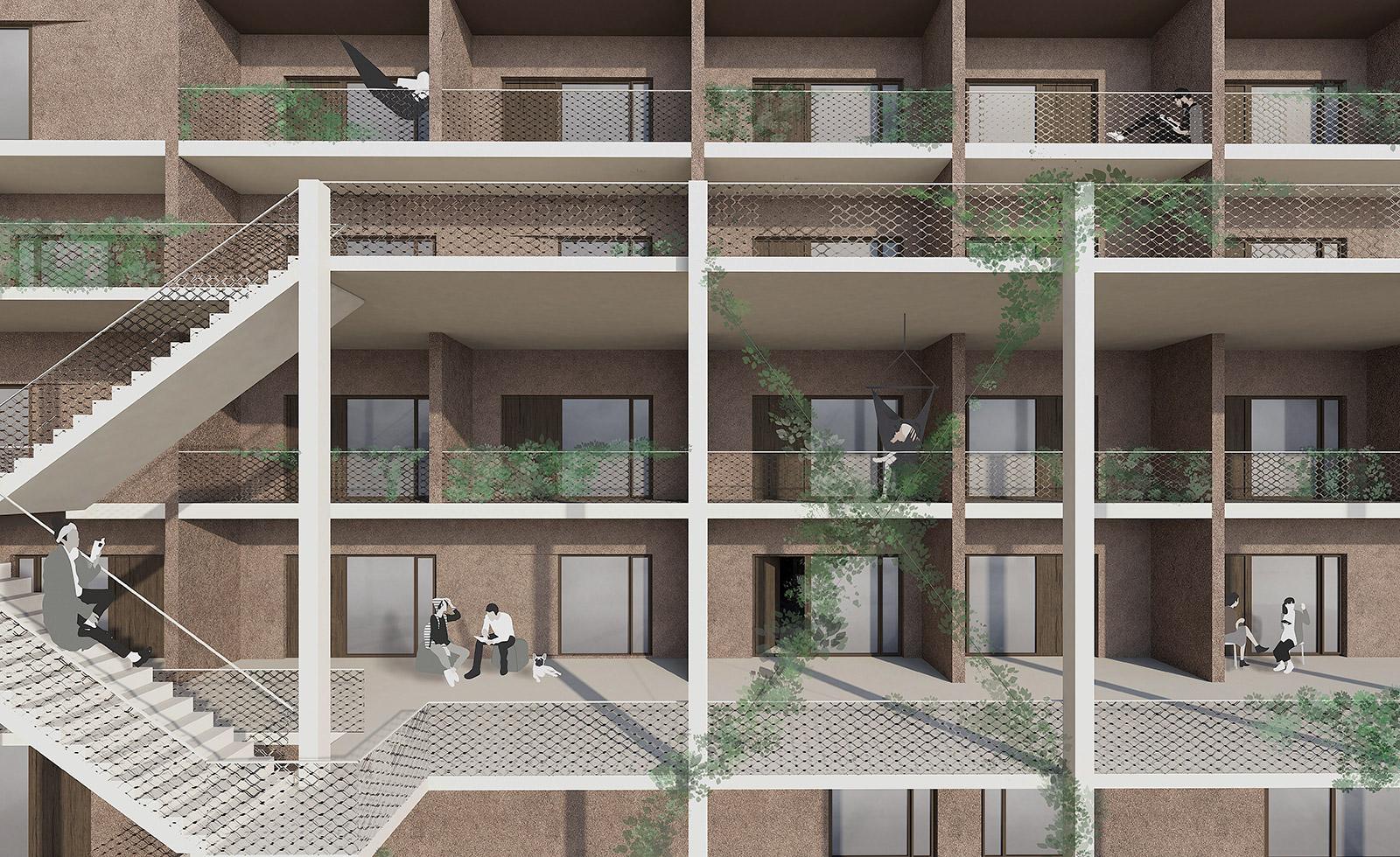 Eindhoven – Trappenhuis
