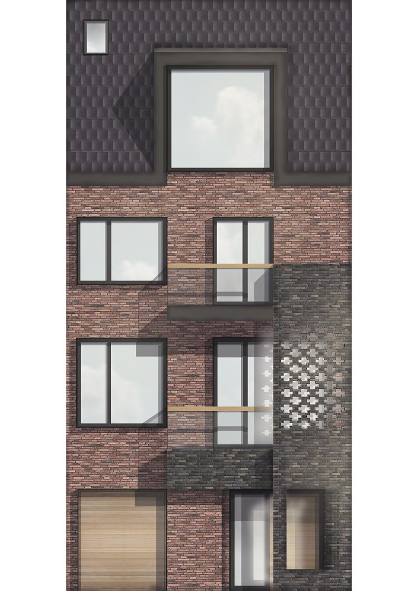 Ein neues Bremer Haus