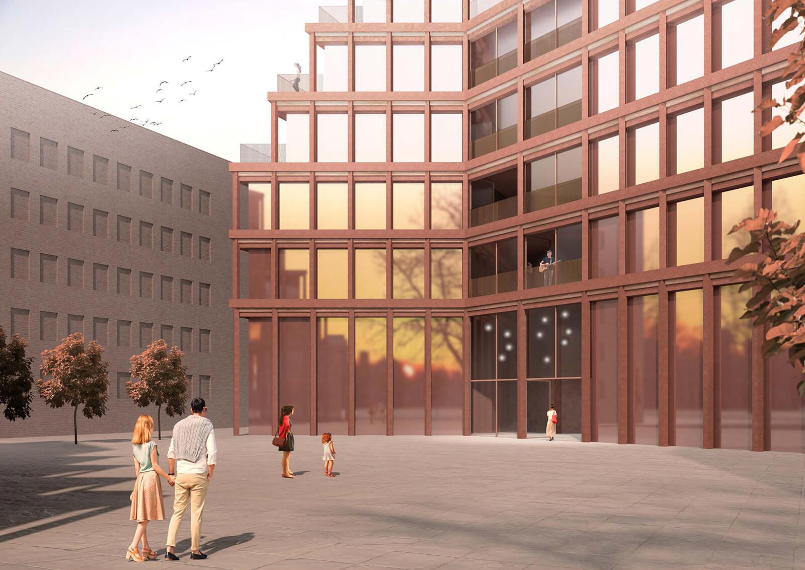 Stadthaus Bremen – Fangturm III