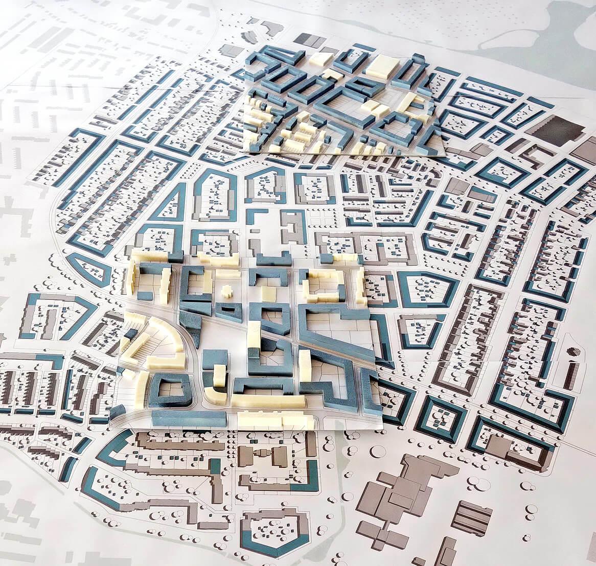 Quartiersentwicklung Kattenturm Mitte